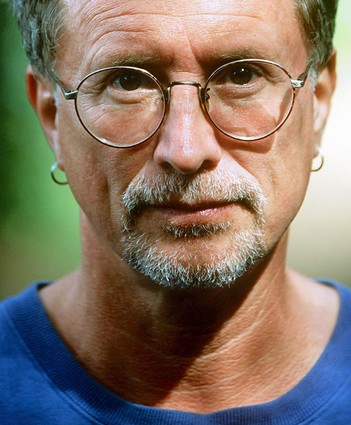 BILL AYERS, STILL WEARING THE 60'S EARRINGS