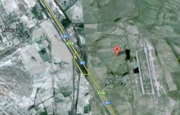 The Airfield in Azerbaijan