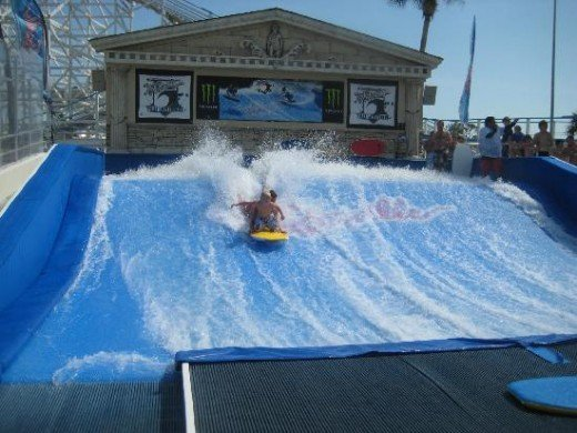 Waterville flow rider, Alabama