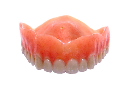 dentures or implants?