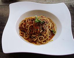 Spaghetti Bolgnese