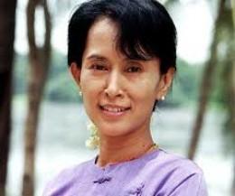 Landslide Win for Aung San Suu Kyi
