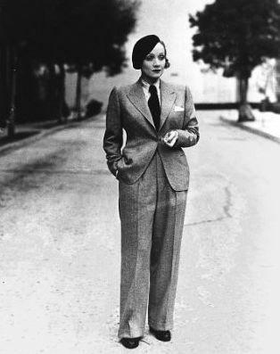 Marlene Deitrich