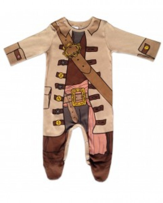Pirate Pyjamas