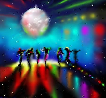 Disco, Dance For Health!
