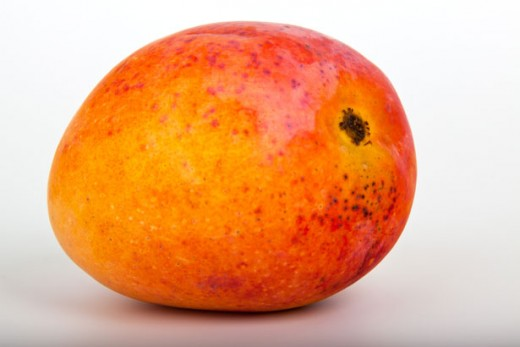 Mangoes are a unique fruit not only in taste but in the vitamins and minerals they contain as well.
