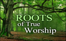God is spirit, and those who worship Him must worship in spirit and truth - John 4:24