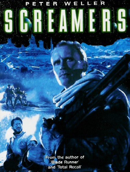 Screamers (1995) poster