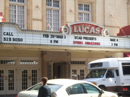 Lucas Theater