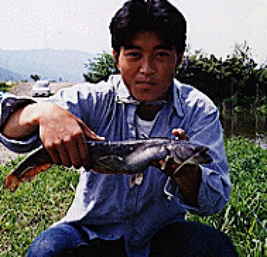 Death by exchange: Yoshi Hattori