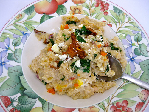 Savory dishes can become the main dish for dinner. This website has a very good newsletter.