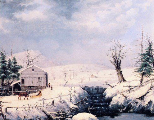 symbolism in ethan frome