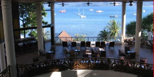 Amari Coral Resort's Beautiful Lobby