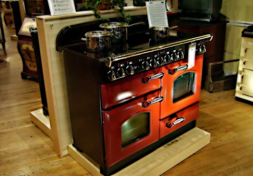 Aga Cooker, by dickuhne