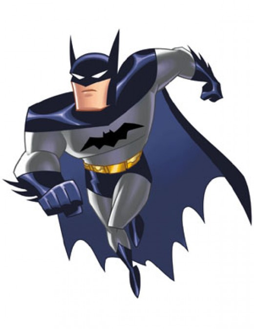 dununununununa, BATMAN!
