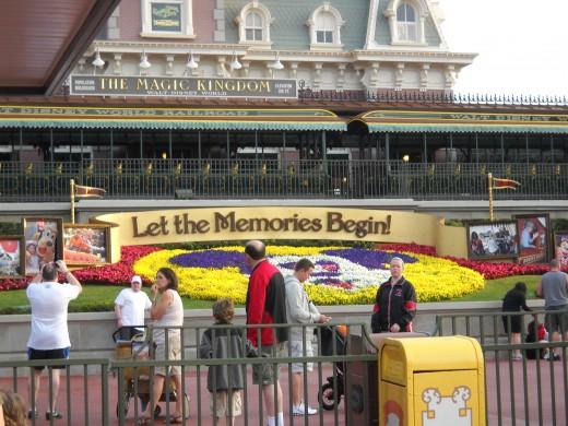 """Let the Memories Begin!"""
