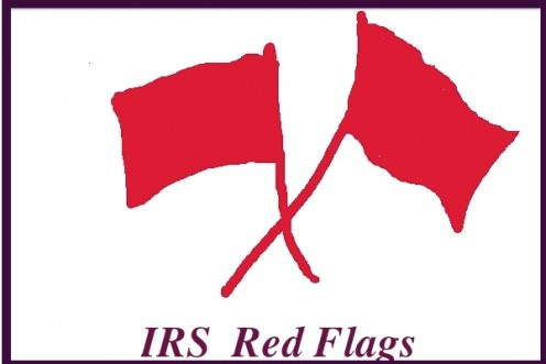 Knowing what will raise the red flags to the IRS will help you avoid an audit!