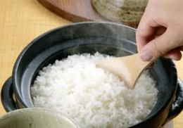 Japanese Like To Eat Their Own Rice