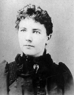 Laura Ingalls Wilder, it took her over 50 years to show her daughter her book, which she had started writing as a teenager.