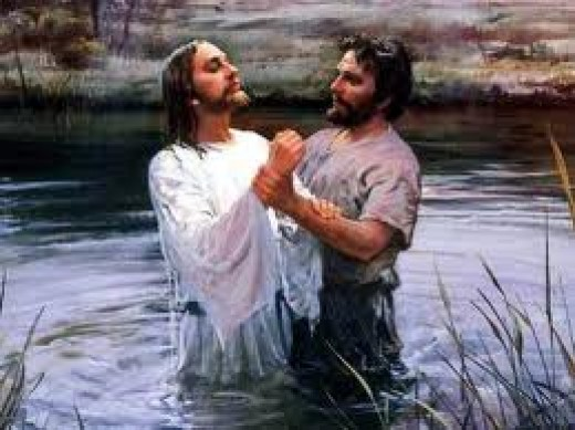 Jesus Christ was Baptized to fulfill all righteousness