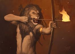 What Satan Does: He Roars And Shoots Fiery Darts Of Fear.