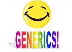 Generic Prescription Drug Programs List