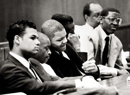 The Central Park 5 spent 12 years in prison for a crime they did not commit.