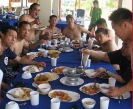 Lunch stop on Gypsy Island Phuket