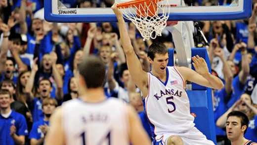 Jeff Withey will shatter the KU records for blocked shots next season.