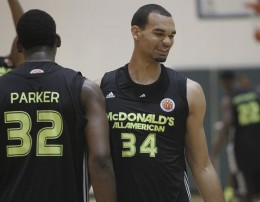 Perry Ellis is KU's latest McDonald's All-American.