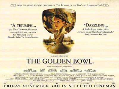 The Golden Bowl Poster