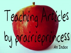 Teaching Resources from prairieprincess