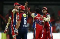 RCB beats Delhi Daredevils by 20 runs
