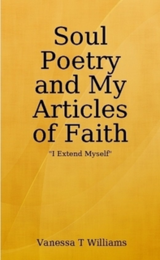 Soul Poetry and My Articles of Faith