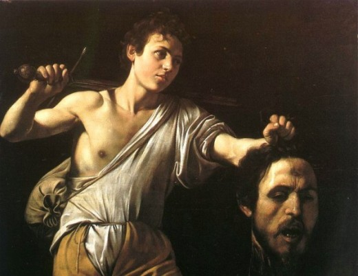 David with the Head of Goliath (Figure 4)