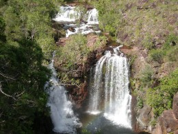Florence Falls, Litchfield National Park, Northern Territory, Australia.