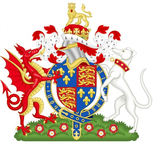 Coat of Arms of Henry VII