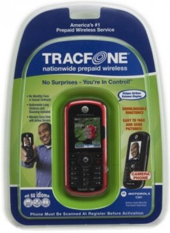 Buy the Least Expensive Cell Phone Minutes from TracFone