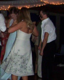 Opening the dance floor at a wedding reception requires forethought, music knowledge and the ability to read a crowd.