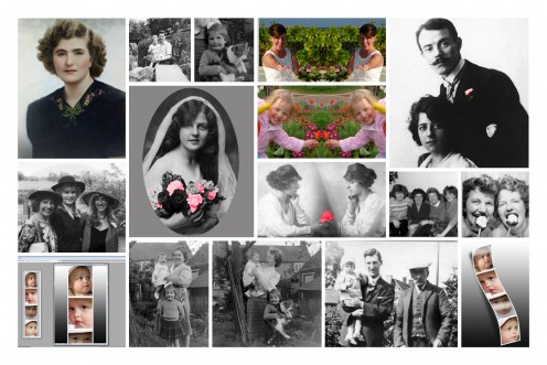 Photo Restoration and Photoshop Tutorials
