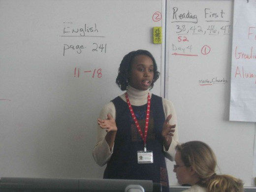 Asking open ended questions, allows a teacher to get a variety of points of view from the students. It also helps to gauge students' ideas and prior knowledge.