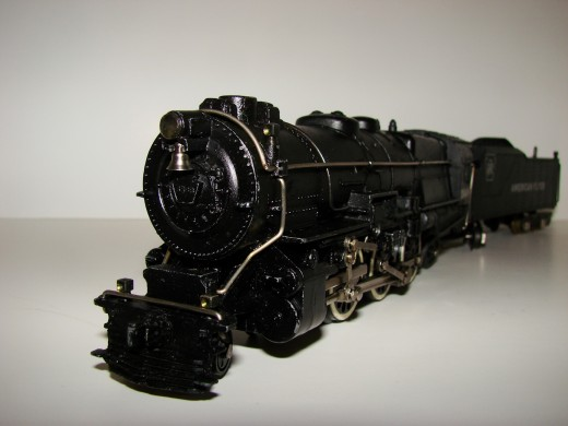 "Vintage American Flyer and Lionel trains in excellent condition have a ""new to you"" appeal"