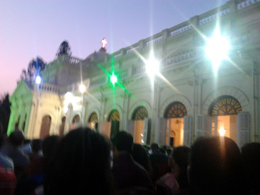 Dawn breaks while pastor delivers powerful sermon.