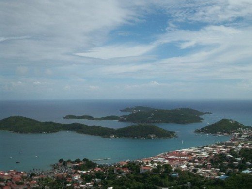 A different view of St. Thomas