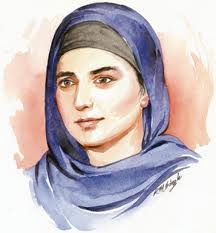 A Sheikha Woman, as Maryam Kabeer Faye became a Sheikha during her Journey Through Ten Thousand Veils.