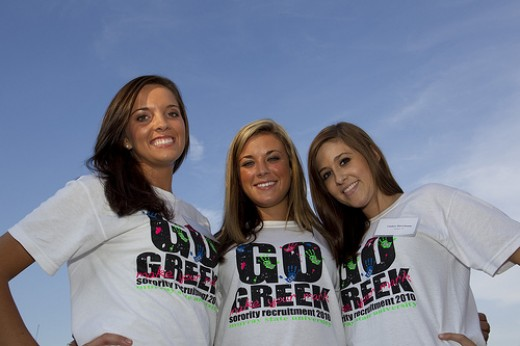 Going Greek might just be one of the best decisions you ever make!
