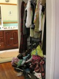 How to Sort Out & Clean Closets