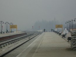 Kashmir Valley Railway, Srinagar