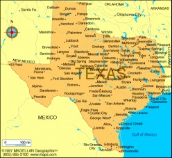 Where in Texas would you most like to visit?