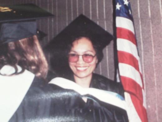 My sister Maria. Born October 21, 1955 died  November 13, 2001
